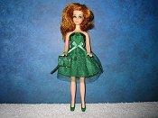 Emerald Glitter Mini