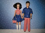 Stars & Stripes Gary & Dawn sets