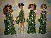 APPLE GREEN EYELASH FASHIONS