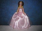 Light Pink ballgown
