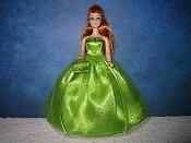 Lime Zinger Ballgown