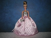 Pink Diamond Ballgown