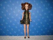 Black Swirls Mini (Connie)