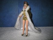 Beauty Pageant Cape (Fabric #2)