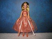 Peach Crush Dress