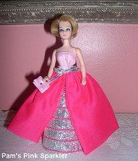 Pam's Pink Sparkler