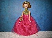 Cherry Sparkle ballgown