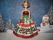 Christmas Glory Ballgown