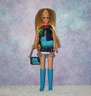 Cool Cats mini with purse #1