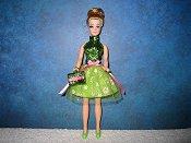 Daisy Green Tulle Mini (Denise)