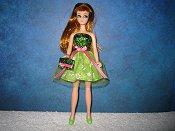 Daisy Green Tulle Mini (Glori)