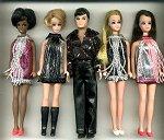 Dancing Minis & Disco Gary