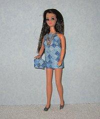 Blue Diamond Angie Mini with purse PREORDER