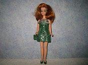 Diamond Green Mini with purse