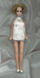 Diamond Mini--WHITE & silver Watermark
