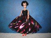 Fuschia Whirl Dress