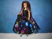 Circles Dress