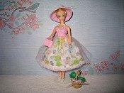 Bunny Dress with hat (Dinah)