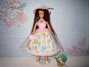 Bunny dress with hat (Macy)
