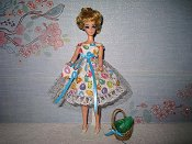 Jelly Beans Dress with purse (Dawn)
