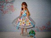 Jelly Beans Dress with purse (Glori)