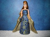 Elegance Golden Sapphire (Glori)