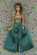 Teal Euro Bewitched style gown