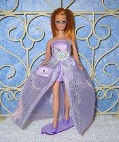 ISLAMORADA Euro gown with purse