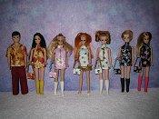 Fabulous Fabrics Minis & Gary sets