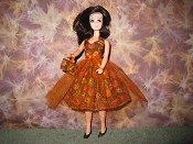 Autumn Blaze dress