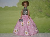 DAISY gown with purse