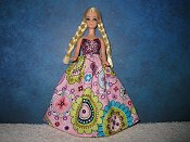 Crazy Daisies Gown