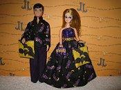 BATS gown & Gary sets