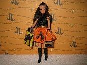Orange Kitty Mini with bag & purse