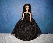 Halloween Sparkle Gown
