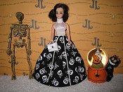 Skulls & Crossbones Gown