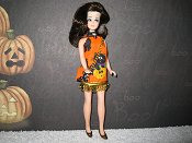 Halloween Kitty Mini with purse