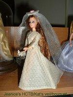 Jeanice's Longlocks in HCTB Kat's veil & bouquet