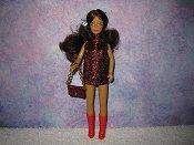 WINE & GOLD chain mini with purse