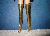 Leggings Gold