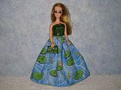Lily Pond Gown
