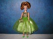 Limealicious Dress (Daphne)