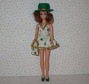 LUCKY CHARM  mini  with hat