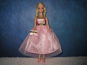 Mesh Glitter Dress