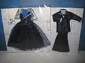 Midnight Stars Ballgown and Tuxedo