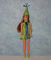 Party Mini With hat & purse