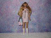 Pink Diamond Dancing Mini with purse