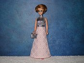 PINK DIAMOND gown & purse