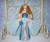 Polkadot Dreams Gown & purse