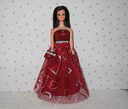 RED HOT 4 YOU  gown Angie